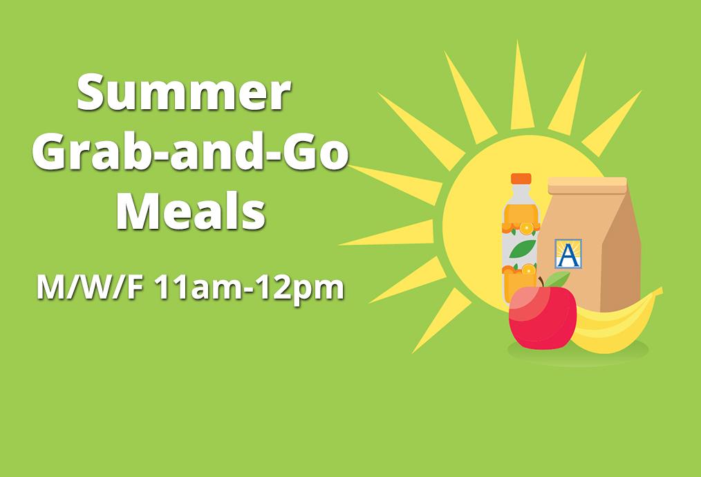 Der Sommeressenservice beginnt am 7. Juli