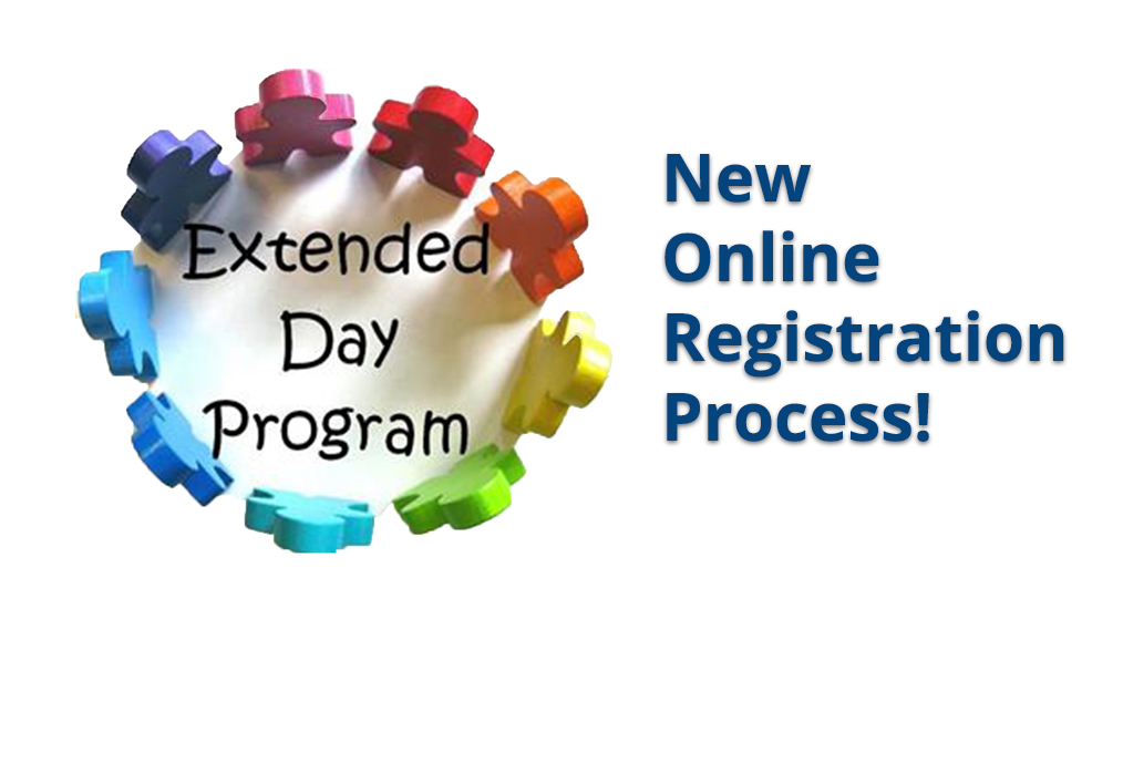 Extended Day Registration-Open