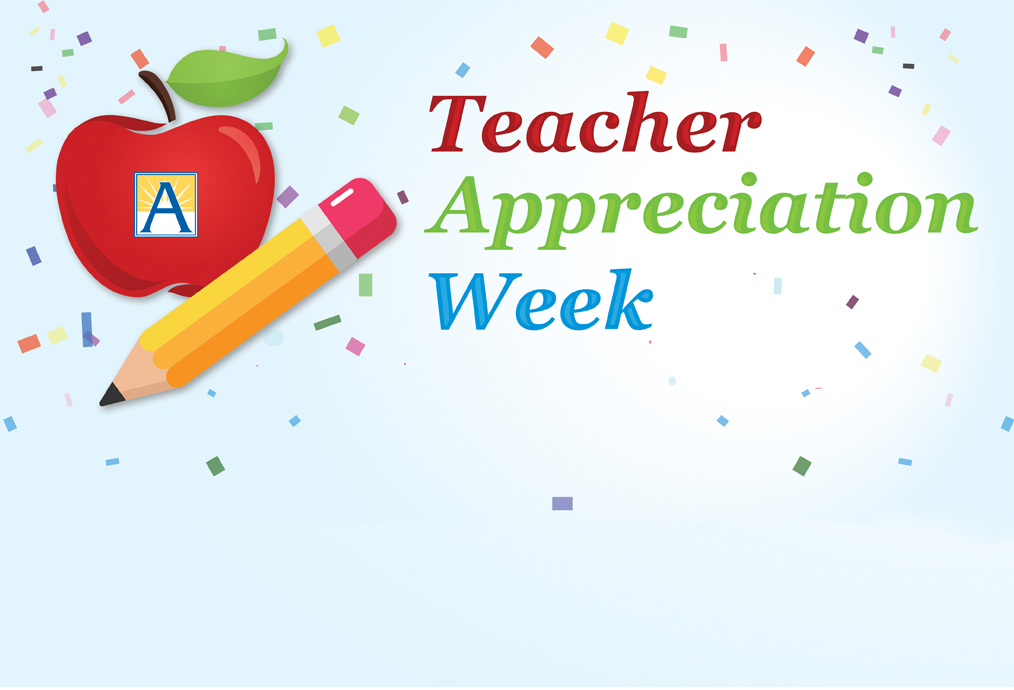 Thank You Randolph Teachers!