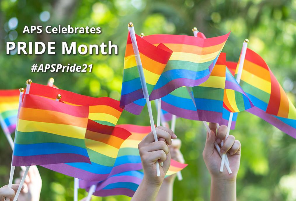 Randolph Celebrates Pride Day