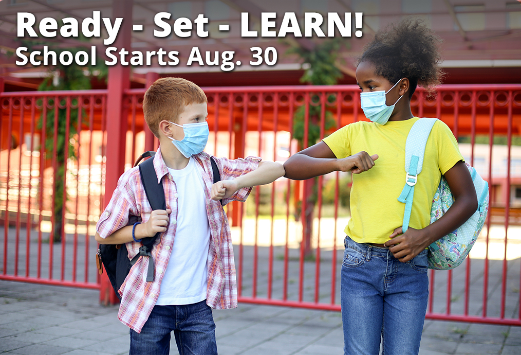 Back to School-Registering Your Child